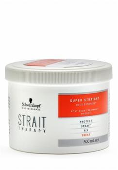 Schwarzkopf Strait Therapy Kur (500ml)