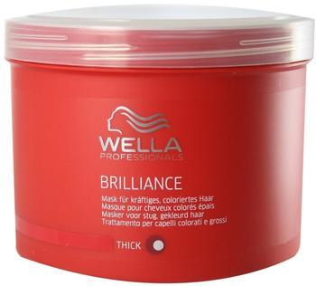 Wella Invigo Color Brilliance Mask Coarse (500 ml)