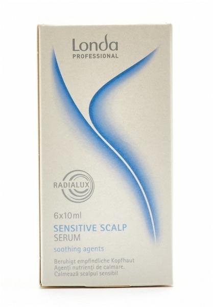 LONDA Professional Scalp Sensitive Scalp Serum 6 x 10 ml