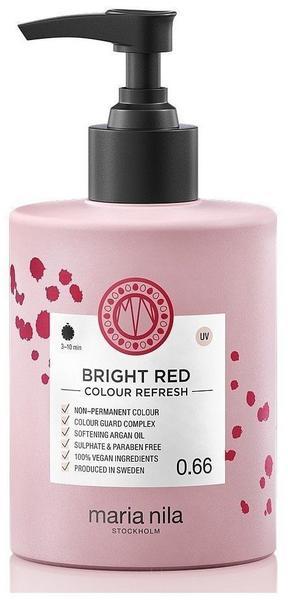 Maria Nila Colour Refresh - 0.66 Bright Red (300ml)