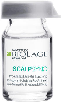 Matrix Biolage ScalpSync Pro-Aminexil Anti-Hair Loss Tonic (10 x 6 ml)
