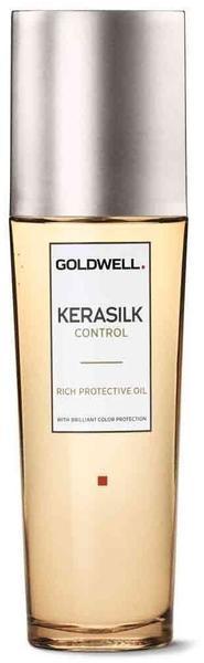 Goldwell Kerasilk Control Rich Protective Oil (75ml)