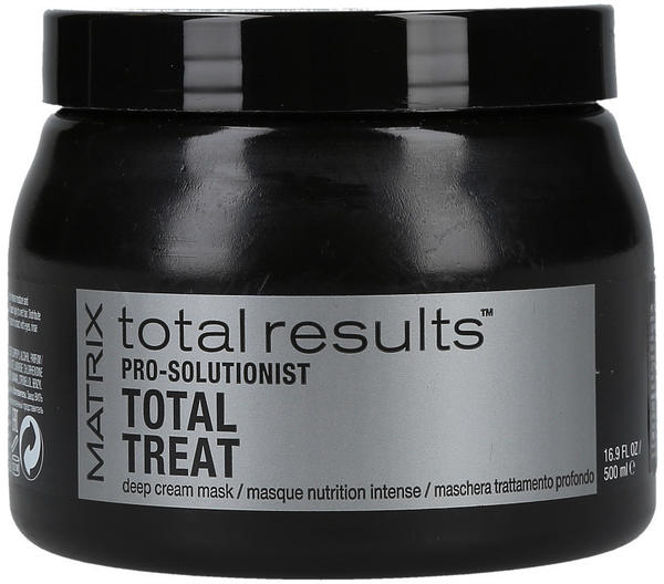 Matrix Total Results Pro Solutionist Total Treat Deep Cream Mask (500 ml)