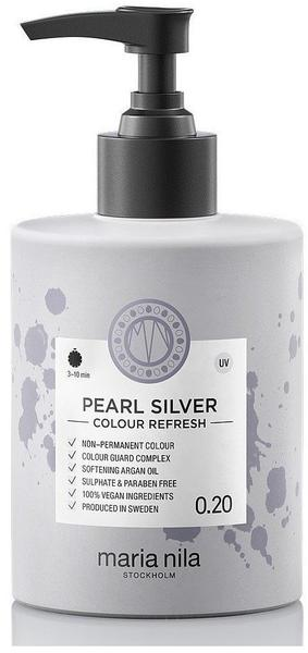 Maria Nila Colour Refresh - 0.20 Pearl Silver (300ml)