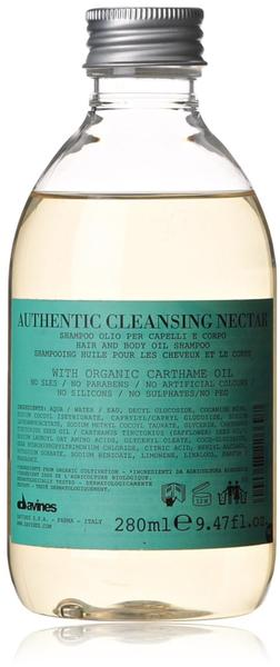 Davines Authentic Cleansing Nectar (280ml)