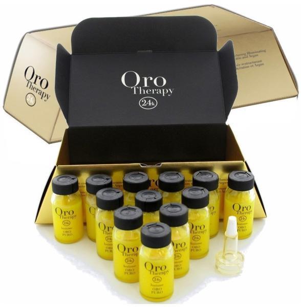 Fanola Oro Puro Therapy Lotion (12 x 10ml)
