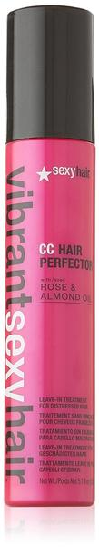 Sexyhair Vibrant CC Hair Perfector Leave-In Treatment (150 ml)