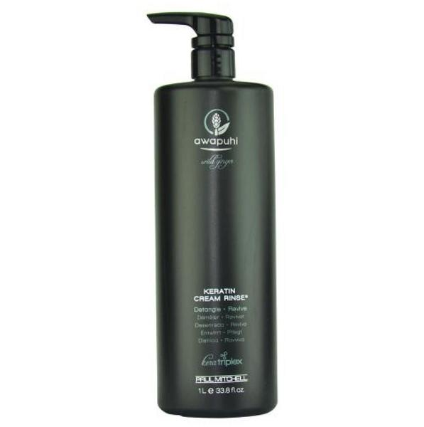 Paul Mitchell Awapuhi Wild Ginger Repair Keratin Cream Rinse (1000ml)