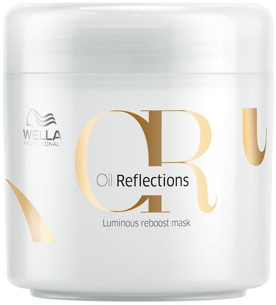 Wella Care³ Oil Reflections Mask für strahlenden Glanz (150 ml)