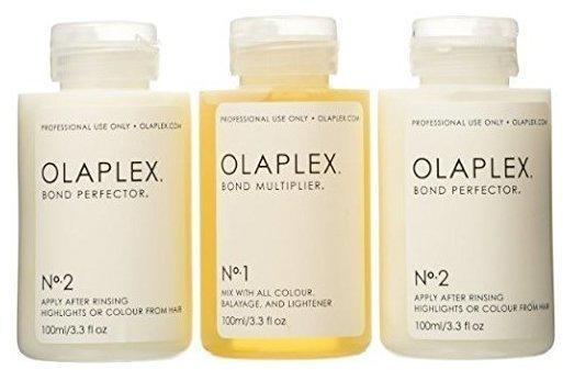 Olaplex Traveling Stylist Kit 3x100 ml (No. 1+ No.2)