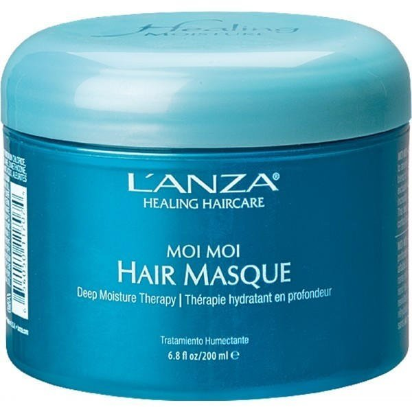 Lanza Healing Haircare Moi Moi Hair Masque Deep Moisture Therapy (200 ml)