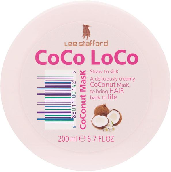 Lee Stafford CoCo LoCo CoConut Mask (200ml)