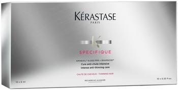 Kérastase Specifique Cure Intense Anti-Chute À L'Aminexil GL M (10 x 6ml)