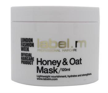 label-m-labelm-honey-oat-mask-maske-fuer-trockenes-haar-120-ml