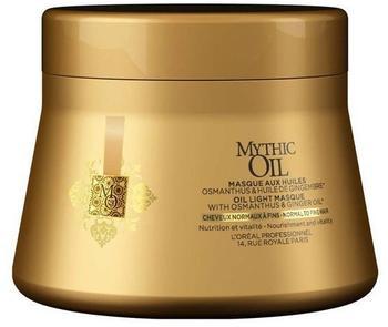 L'Oréal Mythic Oil Light Maske normales bis feines Haar (200ml)