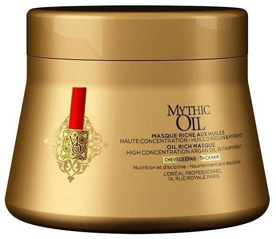 L'Oréal Mythic Oil Rich Maske kräftiges Haar (200ml)