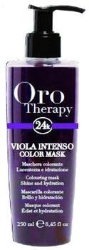 Fanola Oro Puro Therapy Viola Intenso Color Mask (250ml)
