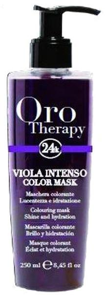 Fanola Oro Puro Therapy Viola Intenso Color Mask (250ml)