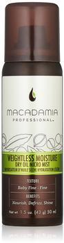 Macadamia Professional Weightless Moisture Dry Oil Micro Mist (50ml)