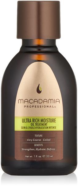 Macadamia Ultra Rich Moisture Oil 30 ml