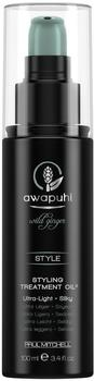 Paul Mitchell Awapuhi Wild Ginger Style Styling Treatment Oil (100ml)