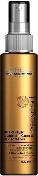 L'Oréal Serie Expert Nutrifier Glycerol + Coco Oil Hair Softener Pre-Shampoo (150ml)