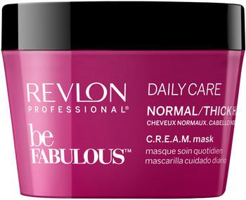 Revlon C.R.E.A.M. Mask Normal/ Thick Hair (200 ml)
