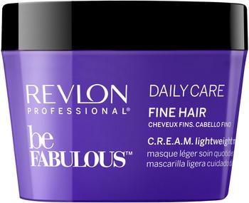 Revlon Fine Hair C.R.E.A.M lightweight mask (500 ml)