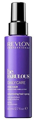 Revlon Be Fabulous Daily Care Fine Hair Volumizing Hair Spray (80ml)