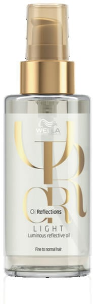 Wella Oil Reflections Light Oil (100ml)