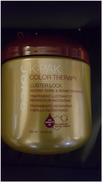 Joico K-Pak Color Therapy Luster Lock Instant Shine & Repair Treatment (500 ml)