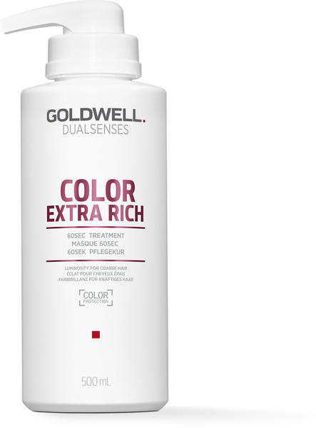 Goldwell Dualsenses Color Extra Rich 60 sec Treatment (500ml)