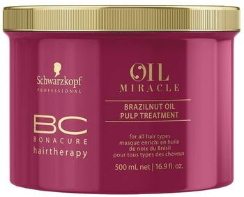 Schwarzkopf BC Oil Miracle Brazilnut Pulp Treatment 500 ml