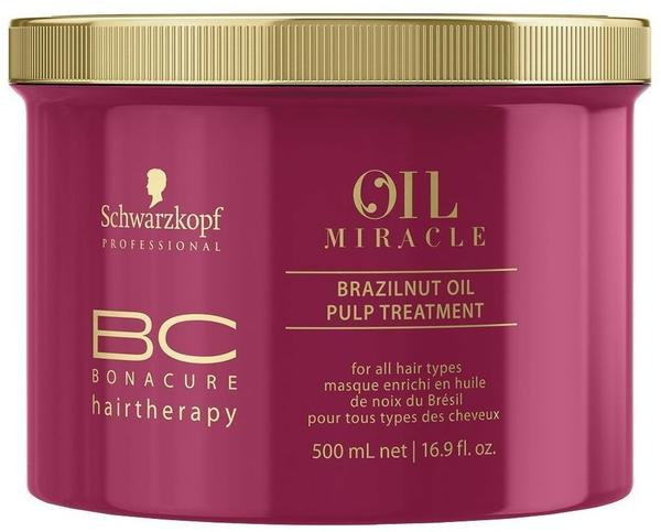 Schwarzkopf BC Oil Miracle Brazilnut Pulp Treatment 500 ml