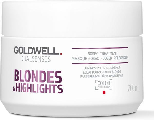 Goldwell Dualsenses Blondes & Highlights 60sec Treatment (200ml)