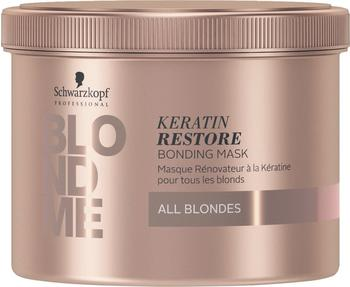 Schwarzkopf BlondMe Keratin Restore Blonde Mask (500 ml)
