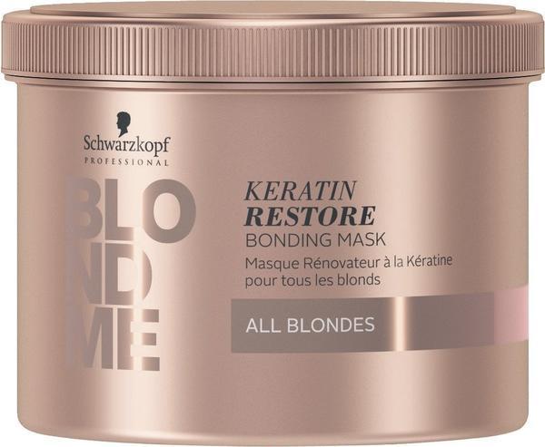 Schwarzkopf BlondMe Keratin Restore Blonde Mask (500 ml)