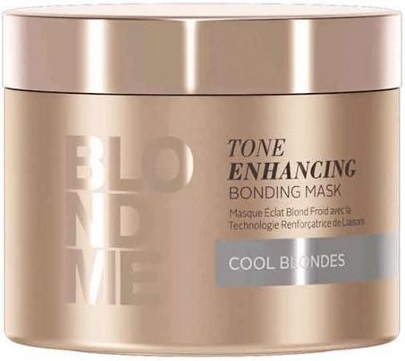 Schwarzkopf BlondMe tone enhancing bonding mask cool blondes (200 ml)