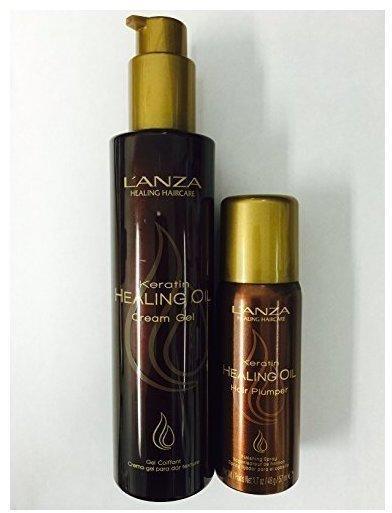 Lanza Healing Haircare Keratin Healing Oil Hair Plumper (57 ml)