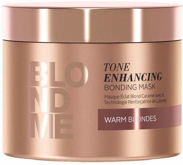 Schwarzkopf BlondMe tone enhancing bonding mask caramel (200 ml)