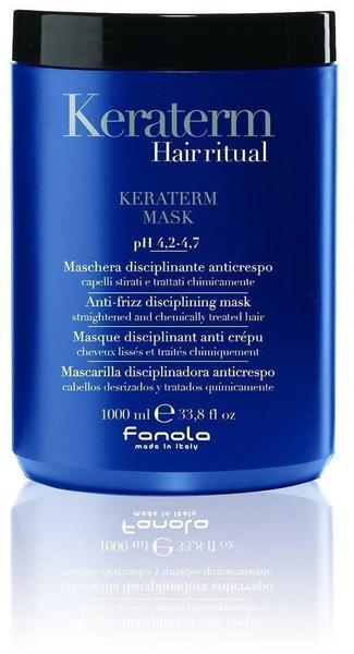 Fanola Keraterm Hair Ritual Mask (1000ml)