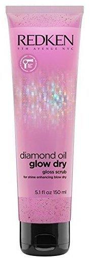 Redken Diamond Oil Glow Dry Gloss Scrub (150ml)