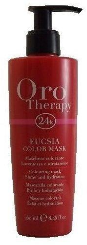 Fanola Oro Puro Therapy Fucsia Color Mask (250ml)