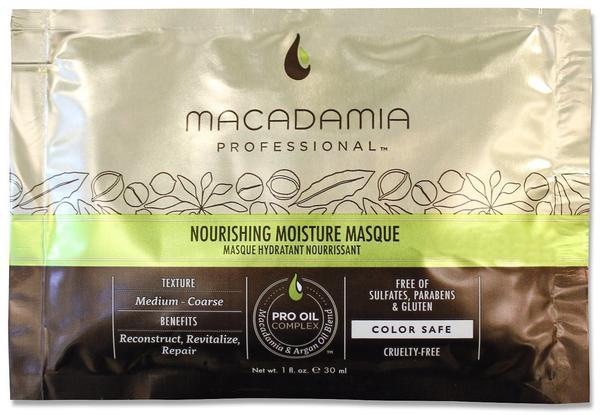 Macadamia Nourishing Moisture Masque Foil Pack 30 ml