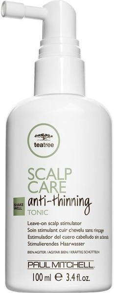 Paul Mitchell Tea Tree Scalp Care Anti-Thinning Tonic (50ml)