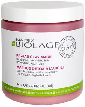 Matrix Biolage R.A.W. Re-Hab Clay Mask (400 ml)