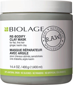 Matrix Biolage R.A.W. Re-Bodify Clay Mask (400 ml)