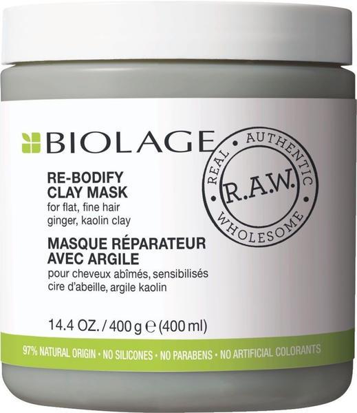 Matrix Biolage R.A.W. Re-Bodify Clay Mask (400 ml)