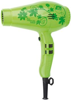 Parlux 3800 Eco Friendly Ionic & Ceramic green Flower Edition