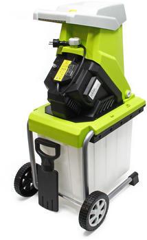Wiltec Elektrischer Gartenhäcksler 2500 W